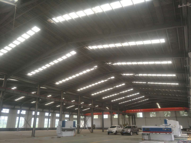 5300平独院厂区4000平厂房精装办公楼