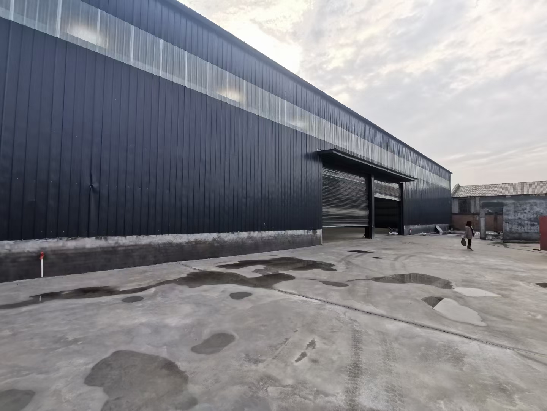 荥阳市塔山路标准厂房3300平方出租